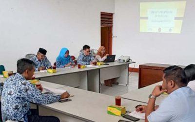 Rakor Penyusunan Profil Investasi Kabupaten Karanganyar (Keris Jateng) Tahun 2020