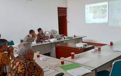 Rapat Tim Kerja Perizinan terkait Izin Perubahan Penggunaan Tanah (IPPT)